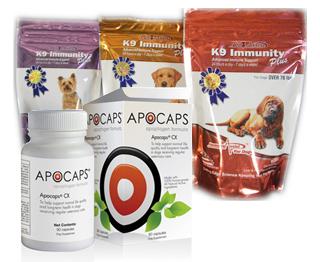 apocaps k9 immunity plus
