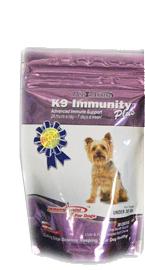 K9 Immunity Plus Under 30 lbs