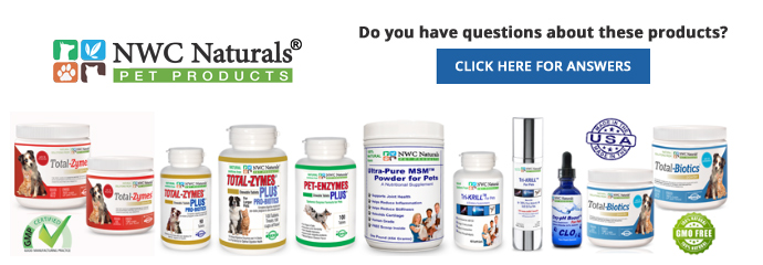NWC Naturals® Pet Products Frequently Asked Questions