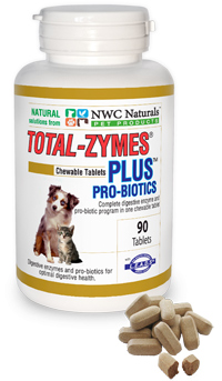 Total-Zymes® Plus for Smaller Pets